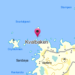 Image from object titled Kvalbaken