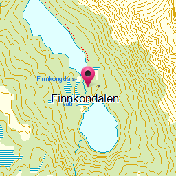 Image from object titled Finnkondalen