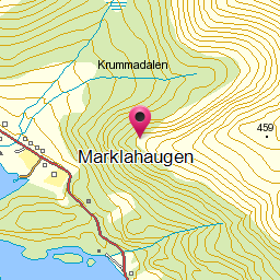 Image from object titled Marklahaugen