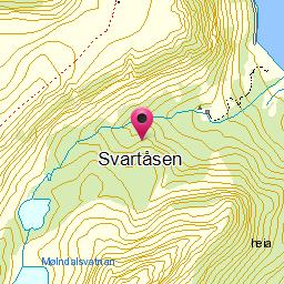 Image from object titled Svartåsen
