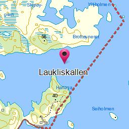 Image from object titled Laukliskallen