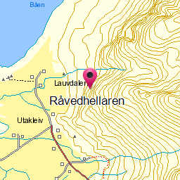 Image from object titled Råvedhellaren
