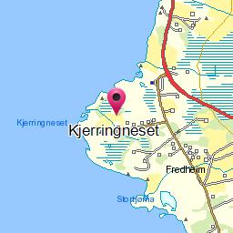 Image from object titled Kjerringneset