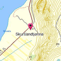 Image from object titled Skursandtjønna