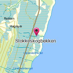 Image from object titled Stokkeskogbekken