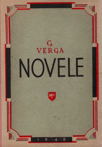 Novele (prednje korice)