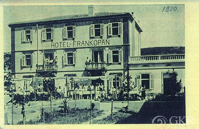 Image from object titled Hotel Frankopan