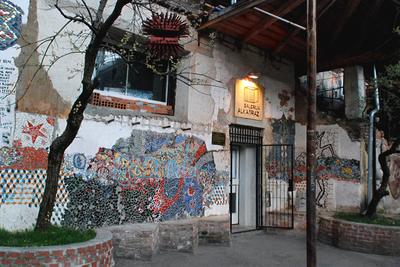Alkatraz Gallery 2010 Exterior Photo Jasmina Klančar