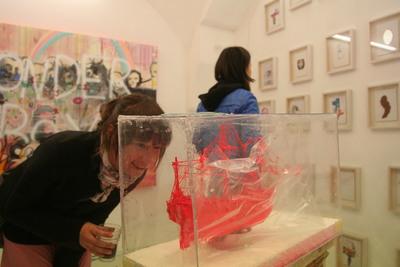 Jasa 03 - exhibition Ganes Pratt Gallery - Photo Nada Mihajlovic