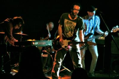 Coma Stereo 2012 Kotlovnica Youth Centre 02