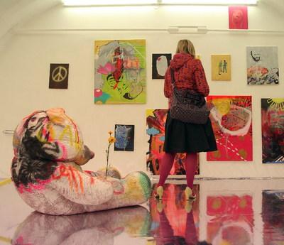 Jasa 02 - exhibition Ganes Pratt Gallery - Photo Nada Mihajlovic