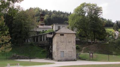 Image from object titled Idrija Mine Museum 2011