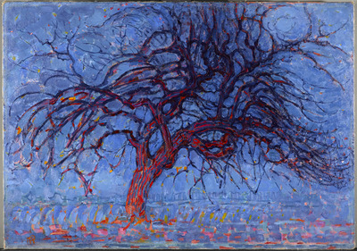 Image from object titled The Red Tree