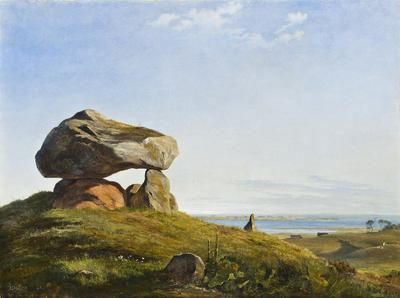 Image from object titled Dolmen at Raklev, Røsnæs
