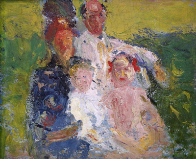 Image from object titled Schönberg family