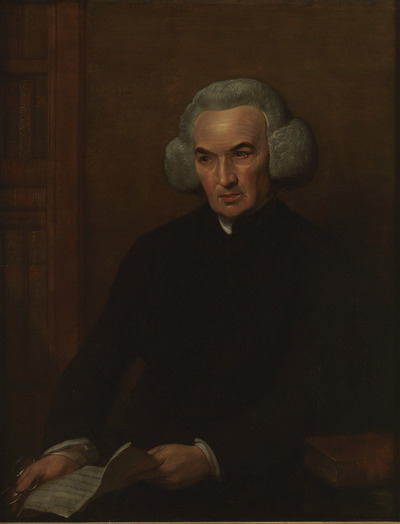 Image from object titled Dr Richard Price, DD, FRS
