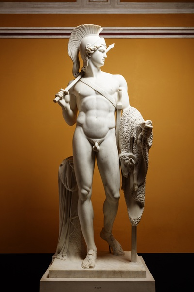 Image from object titled Jason with the Golden Fleece