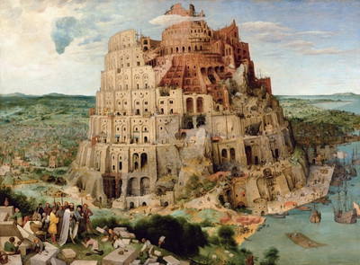 Image from object titled The Tower of Babel