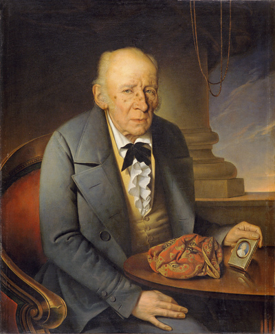Image from object titled Portret of the Artist's Father