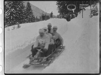 Image from object titled Wintersport in Österreich