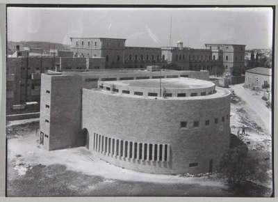 Image from object titled Yeshurun Synagogue  Jerusalem