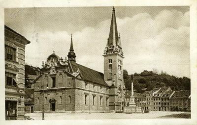 Image from object titled Šentjakobska cerkev