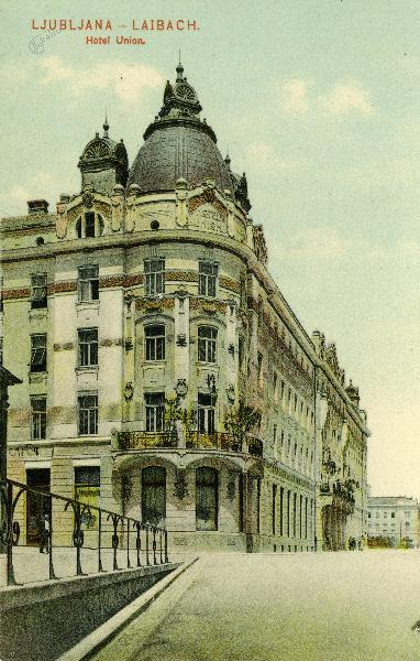Image from object titled Grand hotel Union