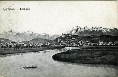Image from object titled Ljubljanica