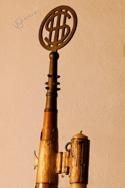 Image from object titled Svečnik