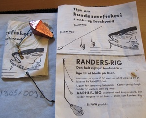 Image from object titled Rig, Forfang, Bundsnøre, Randeres-rig