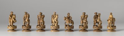 Image from object titled Chess set