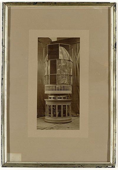 Image from object titled Revolving Light for Lighthouses
