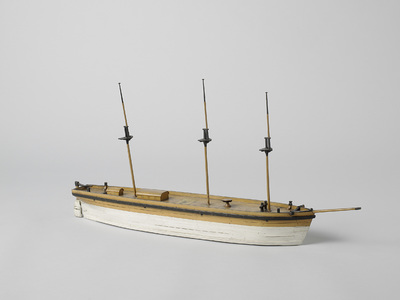 Model of a Timber Ship