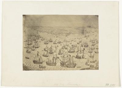 Wandtapijt met de slag bij Rammekens, 1573