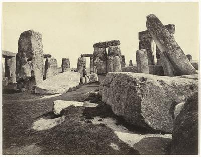 Image from object titled Stonehenge