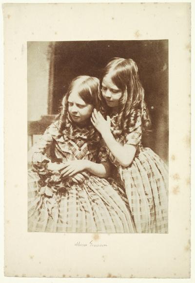 Portret van de Misses Grierson; Misses Grierson