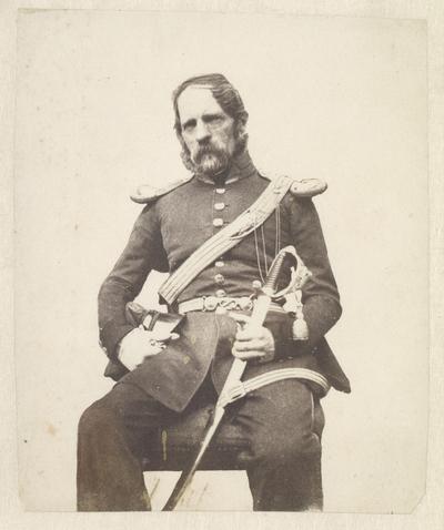 Portret leger-officier