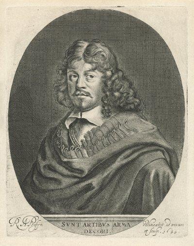 Portret van Ludwig von Siegen