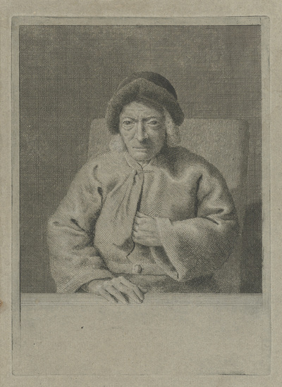 Portret van Hendrik Tilly