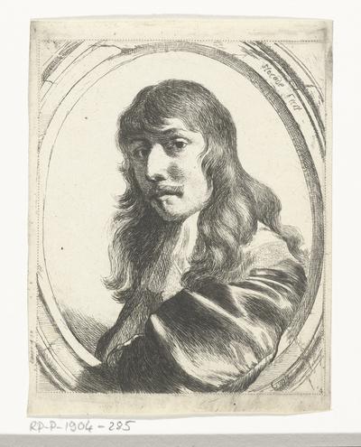 Zelfportret van Nicolae van Helt Stockade