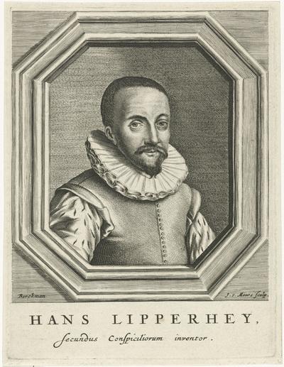 Portret van Joannes Laprei