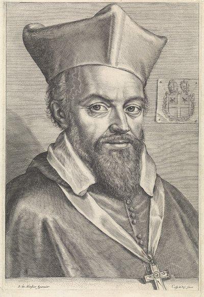 Portret van Nicolas Coeffeteau