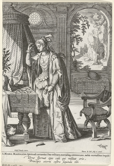 Image from object titled Maria Magdalena