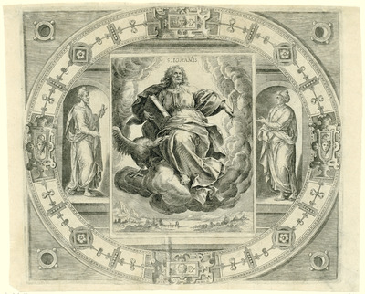 Evangelist Johannes; S. Iohañis; De vier evangelisten