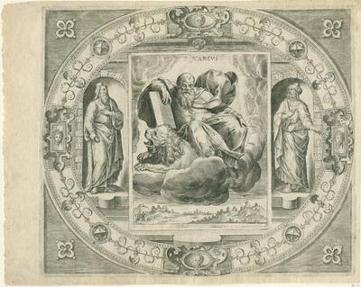 Evangelist Marcus; S. Marcvs; De vier evangelisten
