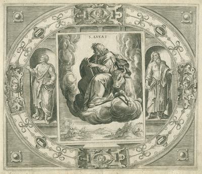 Evangelist Lucas; S. Lvcas; De vier evangelisten