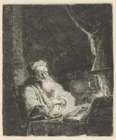 Slapende filosoof