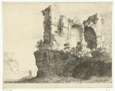 Ruïnes van het Nymphaeum Alexandri; Ruïnes van de Trofeeën van Marius; Romeinse ruïnes