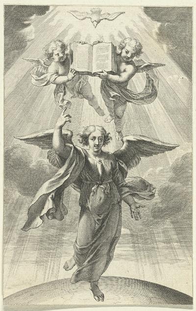 Engel en heilige geest