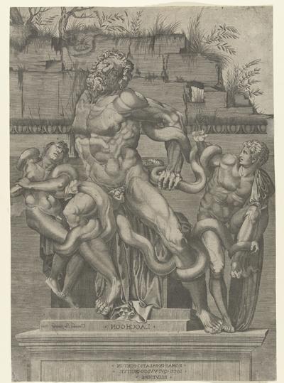 Laocoön en zijn zonen